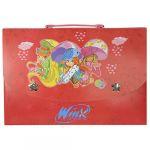 Porovnat ceny Obal na dokumenty L Winx Club Obal na dokumenty L Bloom&Stella&Flora s dáždnikmi