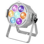 Porovnat ceny Reflektor Eurolite Eurolite Power Spot 210W TCL, strieborný