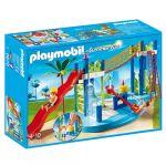 Porovnat ceny Vodné ihrisko Playmobil šmýkačka a 2 panáčikovia s doplnkami, 101 dielikov