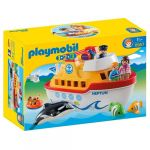Porovnat ceny Moja prvá prenosná loď Playmobil kapitán a cestujúci, 14 dielikov