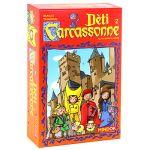 Porovnat ceny Mindok Carcassonne deti zábavná spoločenská hra pre 2 - 6 hráčov