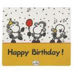 Porovnat ceny Podložka pod myš Sheepworld Podložka pod myš Happy Birthday, Sheepworld