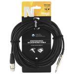 Porovnat ceny Mikrofónny kábel Stagg Dĺžka 10 m