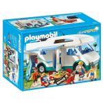 Porovnat ceny Rodinné obytné vozidlo Playmobil karavan a 4 panáčikovia s doplnkami, 93 dielikov
