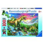 Porovnat ceny Ravensburger Puzzle XXL 100 dielikov Dinosaury