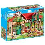 Porovnat ceny Veľká farma Playmobil 3 panáčikovia s doplnkami a domom, 257 dielikov