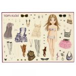 Porovnat ceny Pohľadnica Top Model Pohľadnica - samolepky Hayden