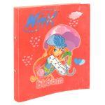 Porovnat ceny Šanón A4 Winx Club Šanón A4 2 rings dáždniky Enchantic Bloom s dáždnikom červen