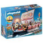 Porovnat ceny Rímska galéra Playmobil Rimania a Egypťania, 86 dielikov