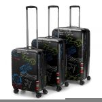 Porovnat ceny Set cestovných kufrov Reisenthel Špeciálna edícia s motívom pečiatok | suitcase S - M - L