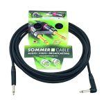 Porovnat ceny Prepojovací kábel Sommer Sommer cable IC-Spirit 1x0,50qmm, čierny, 6m