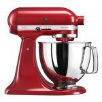 Porovnat ceny Kuchynský robot KitchenAid 5KSM125EER, Artisan 125, 250W, kráľovská červená