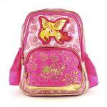 Porovnat ceny Školský plecniak Winx Club #3 zipsy Gold Enchantix, Winx