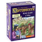 Porovnat ceny Mindok Carcassonne - rozšírenie 6 rozšírenie 6 (Kráľ, gróf a rieka)