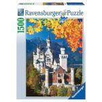 Porovnat ceny Ravensburger Puzzle 1500 dielikov Jesenný Neuschwanstein