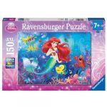 Porovnat ceny Puzzle Ravensburger Ariel, 150 dielikov XXL
