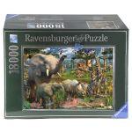 Porovnat ceny Ravensburger Puzzle 18000 dielikov Divočina