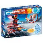 Porovnat ceny Firebot s odpaľovačom Playmobil Šport a akcia, 8 dielikov