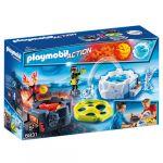 Porovnat ceny Hry ohňa a ľadu Playmobil Šport a akcia, 18 dielikov