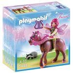 Porovnat ceny Lesná víla Surya Playmobil Lesná víla Surya na koni