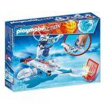 Porovnat ceny Icebot s odpaľovačom Playmobil Šport a akcia, 7 dielikov
