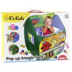 Porovnat ceny Detský stan s loptičkami K´s Kids 20 ks plastových loptičiek