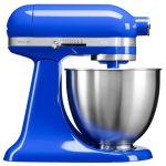 Porovnat ceny Kuchynský robot KitchenAid 5KSM3311XETB, Artisan Mini, 250W, súmračná modrá
