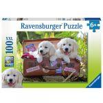 Porovnat ceny Puzzle Ravensburger Oddych, 100 dielikov XXL