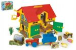 Porovnat ceny Farma 40x35cm v krabici 59x40x15cm Wader
