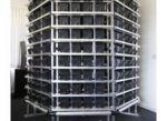 Porovnání ceny Pi-Rack - vertikální grow systém pro 350 rostlin
