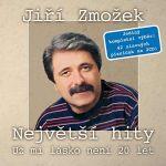 Porovnat ceny Popron Music s. r. o. Jiří Zmožek - Největší hity - Už mi lásko není 20 let - 2 CD