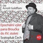 Porovnat ceny Popron Music s. r. o. Epochální výlet pana Broučka do XV. století - KNP-4CD