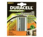 Porovnání ceny Duracell Baterie do fotoaparátu Canon EOS -50D/EOS -5D/EOS 10D/EOS 20D/EOS 20Da/EOS 300D/EOS 30D/EOS 40D/EOS 50D/EOS 5D, 1400mAh, 7.4V, DRC511, blistr