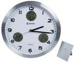 Porovnání ceny Nástěnné hodiny 30 cm s meteostanicí König KN-CL30N