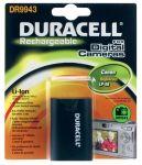 Porovnání ceny Duracell Baterie do fotoaparátu Canon 5D Mark II/5D Mk II/EOS 5D Mark II/EOS 5D Mk II/EOS 60D/EOS 7D, 1400mAh, 7.4V, DR9943, blistr