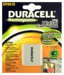 Porovnání ceny Duracell Baterie do fotoaparátu Pentax Optio S4i/Optio S5i/Optio S5n/Optio S5z/Optio S6/Optio S7/Optio SV/Optio Svi/Optio T10/Optio T20, 650mAh, 3.7V, DR9618,…