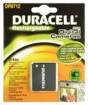 Porovnání ceny Duracell Baterie do fotoaparátu Kodak EasyShare M853/M853 Zoom/M863/M863 Zoom/M893/M893 IS Zoom/M983/MD41/MD863 Zoom/MX103, 700mAh, 3.7V, DR9712, blistr