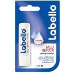 Porovnat ceny Labello Med Protection Caring Lip Balm SPF 15 - Balzam na pery 4,8 g 4.8 g
