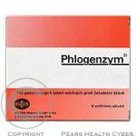 Porovnání ceny Mucos Pharma PHLOGENZYM 100 Potahované tablety