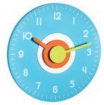 Porovnání ceny TFA Dostmann Nástěnné hodiny modré TFA 60.3015.06 POLO