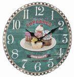 Porovnání ceny TFA Dostmann Vintage hodiny, Cupcakes TFA 60.3045.13