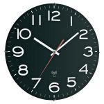 Porovnání ceny TFA Dostmann Nástěnné hodiny DCF TFA 60.3509, průměr 31 cm