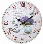 Porovnání ceny TFA Dostmann Vintage hodiny, La lavande TFA 60.3045.14