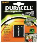 Porovnání ceny Duracell Baterie do fotoaparátu Pentax Optio A36/Optio S10/Optio S12, 770mAh, 3.7V, DR9675, blistr
