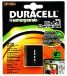 Porovnání ceny Duracell Baterie do fotoaparátu Pentax Optio L40/Optio M30/Optio m40/Optio RS1500/Optio T30/Optio V10/Optio W30/Optio L30/Optio L36, 630mAh, 3.7V, DR9664,…