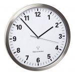 Porovnání ceny TFA Dostmann Nástěnné DCF hodiny TFA 60.3523.02 s tichým chodem; průměr 305 mm