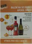 Porovnání ceny neuvedeno Aperol 2x 1 l s Prosecco Saccheto 4x 0,75 l set