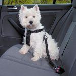 Porovnání ceny Postroj do auta pro psa Trixie VELIKOST: M 50 - 70 cm