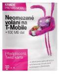 Porovnání ceny T-MOBILE TWIST SIM karta V SÍTI, kredit 200 Kč / 100 MB