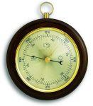 Porovnání ceny TFA Dostmann TFA 29.4001 - Analogový barometr ve dřevě - ořech